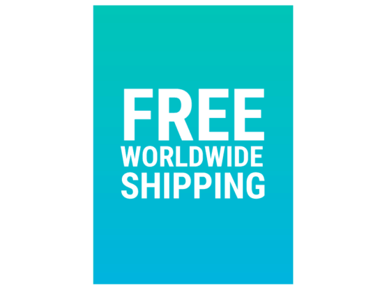 free shipping banner